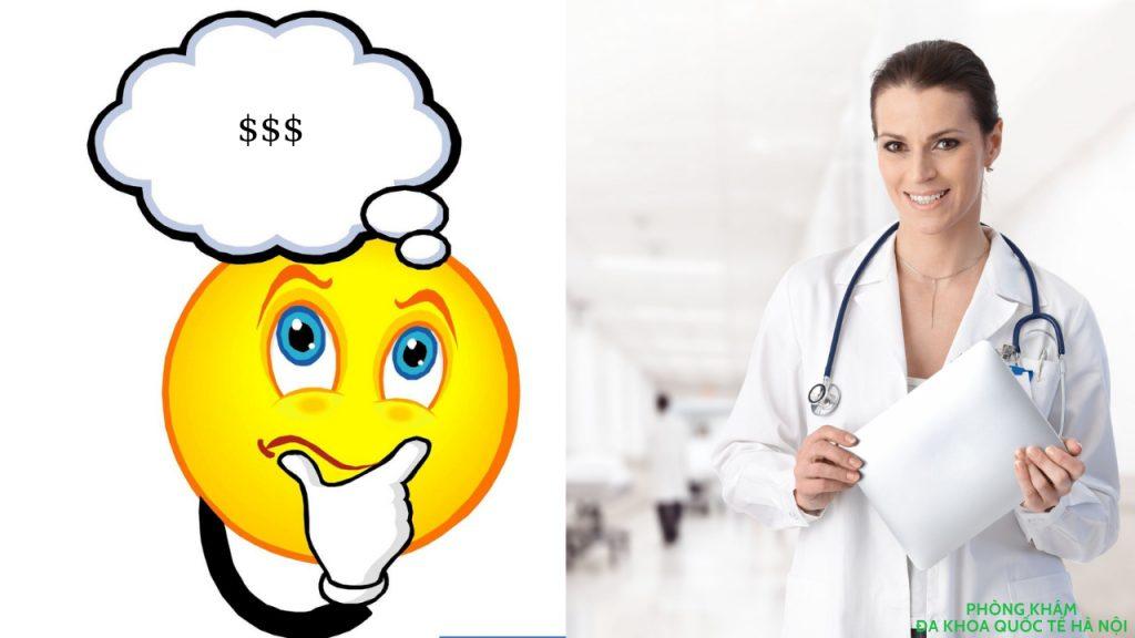 giá nạo phá thai ở hà nội