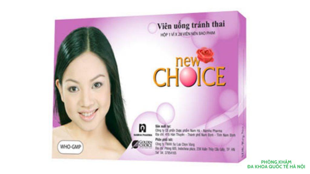 Thuốc tránh thai hàng ngày Newchoice
