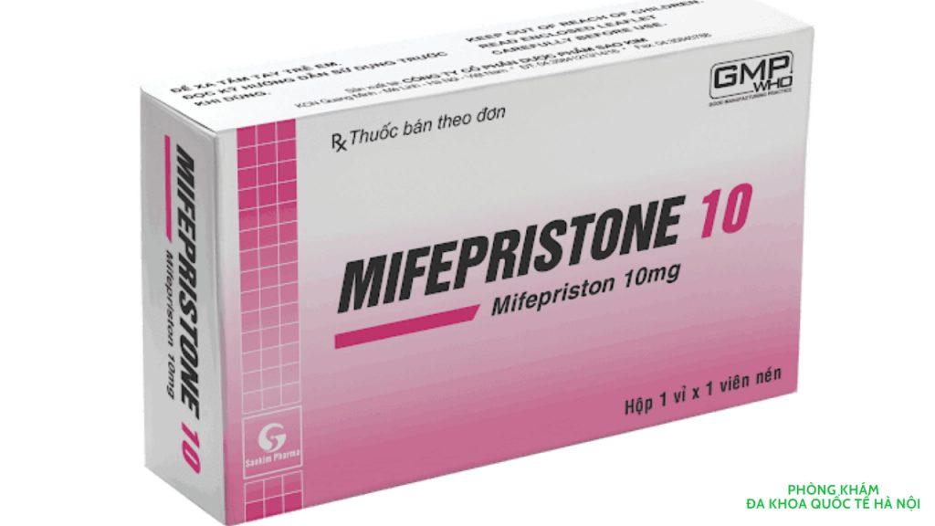 Thuốc tránh thai khẩn cấp Mifestad 10